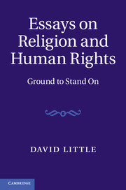 Essays on Religion and Human Rights