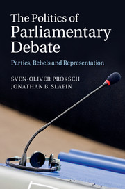 The Politics of Parliamentary Debate