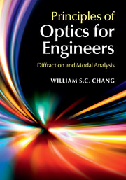 Principles of Optics for Engineers