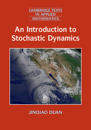 An Introduction to Stochastic Dynamics