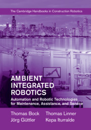 Ambient Integrated Robotics