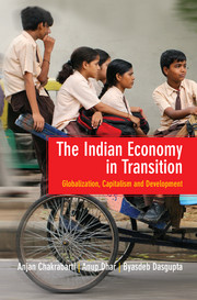 The Indian Economy in Transition