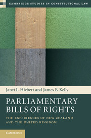Parliamentary Bills of Rights