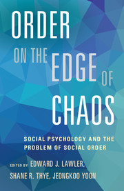 Order on the Edge of Chaos