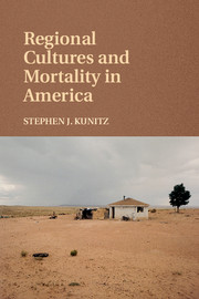 Regional Cultures and Mortality in America