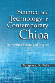 Science and Technology in Contemporary China