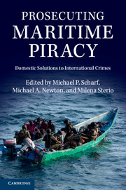 Prosecuting Maritime Piracy