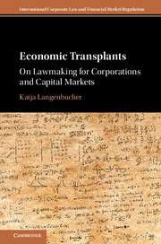 Economic Transplants