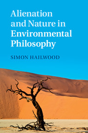 Alienation and Nature in Environmental Philosophy