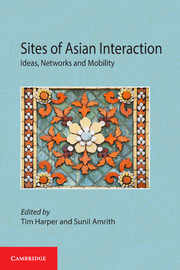 Sites of Asian Interaction