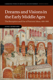 Dreams and Visions in the Early Middle Ages