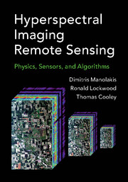 Hyperspectral Imaging Remote Sensing
