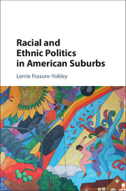 Racial and Ethnic Politics in American Suburbs