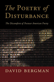 The Poetry of Disturbance