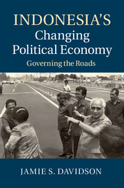 Indonesia's Changing Political Economy