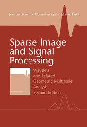 Sparse Image and Signal Processing