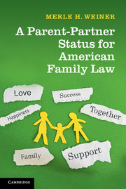 A Parent-Partner Status for American Family Law