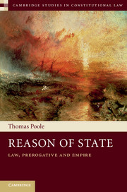 Reason of State