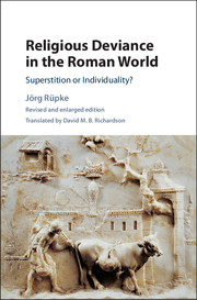 Religious Deviance in the Roman World