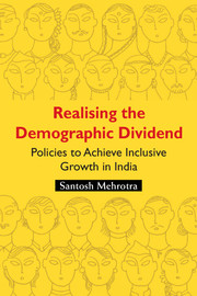 Realising the Demographic Dividend