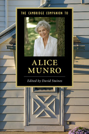 The Cambridge Companion to Alice Munro