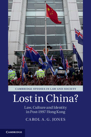 Lost in China?