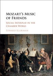 Mozart's Music of Friends