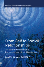 From Self to Social Relationships
