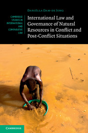 International Law and Governance of Natural Resources in Conflict and Post-Conflict Situations