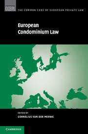 European Condominium Law