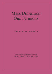 Mass Dimension One Fermions