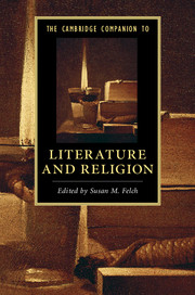 The Cambridge Companion to Literature and Religion