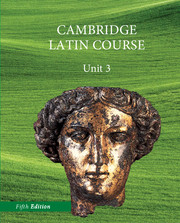 North American Cambridge Latin Course Unit 3 Student's Books (Hardback) with 1 Year Elevate Access 5th Edition