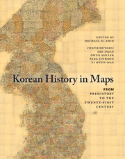 Korean History in Maps