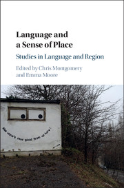Language and a Sense of Place