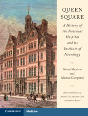 The National Hospital Queen Square 1859–1997