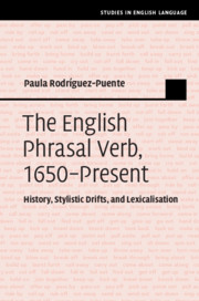 The English Phrasal Verb, 1650–Present