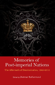 Memories of Post-Imperial Nations
