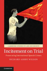 Incitement on Trial