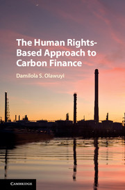 The Human Rights-Based Approach to Carbon Finance