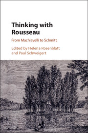 Thinking with Rousseau