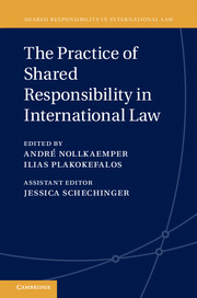 Shared Responsibility in International Law
