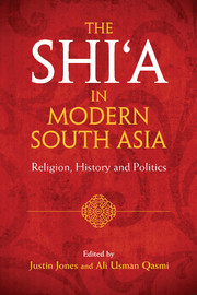 The Shi'a in Modern South Asia