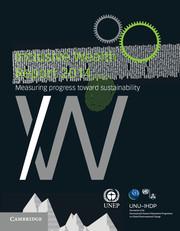 Inclusive Wealth Report 2014