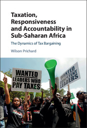 Taxation, Responsiveness and Accountability in Sub-Saharan Africa
