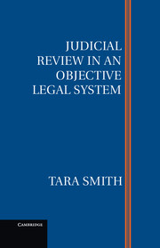 Judicial Review in an Objective Legal System