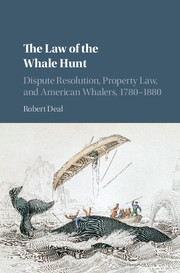 The Law of the Whale Hunt
