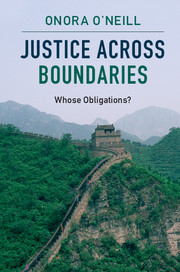 Justice across Boundaries