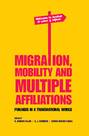 Migration, Mobility and Multiple Affiliations