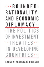 Bounded Rationality and Economic Diplomacy